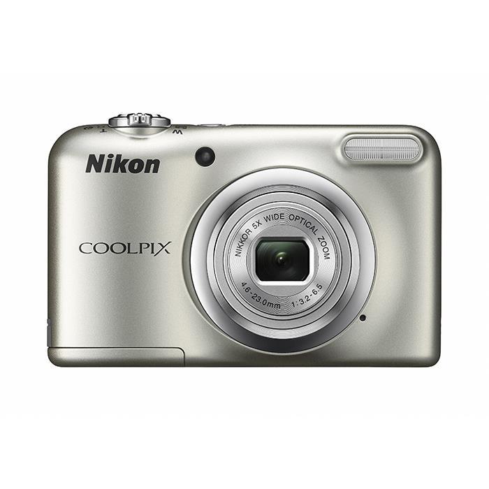 《新品》 Nikon (ニコン) COOLPIX A10 シルバー [ コンパクトデジタルカメラ ]【KK9N0D18P】※お一人様1点限り