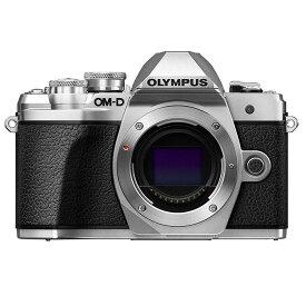 《新品》 OLYMPUS (オリンパス) OM-D E-M10 Mark III ボディ シルバー [ ミラーレス一眼カメラ | デジタル一眼カメラ | デジタルカメラ ]【KK9N0D18P】
