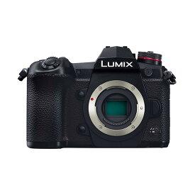 《新品》Panasonic LUMIX DC-G9 PRO ボディ [ ミラーレス一眼カメラ | デジタル一眼カメラ | デジタルカメラ ]【KK9N0D18P】【特価品/アウトレット】【DMW-BGG9付き】