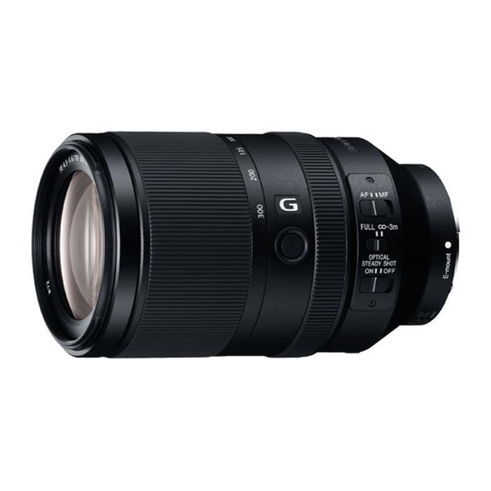 《新品》 SONY (ソニー) FE 70-300mm F4.5-5.6 G OSS SEL70300G【¥10,000-キャッシュバック対象】[ Lens | 交換レンズ ]【KK9N0D18P】