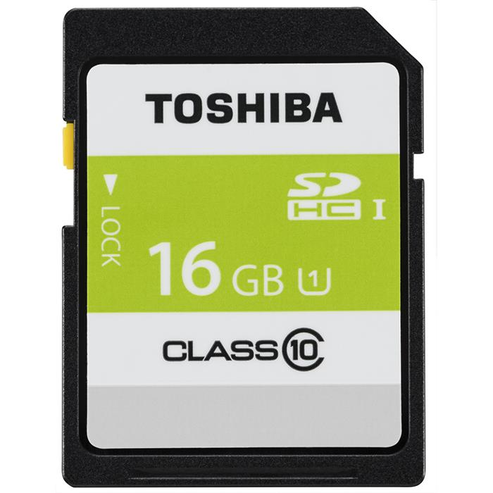 《新品アクセサリー》 TOSHIBA (トウシバ) SDHCカード UHS-1 16GB Class10 SDAR40N16G【KK9N0D18P】
