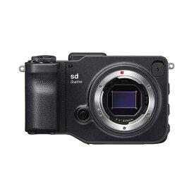 《新品》 SIGMA (シグマ) sd Quattro[ ミラーレス一眼カメラ   デジタル一眼カメラ   デジタルカメラ ][小型軽量レンズ交換式カメラ特集]【KK9N0D18P】