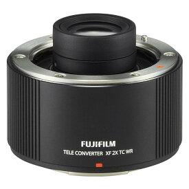 《新品》 FUJIFILM(フジフイルム) テレコンバーター XF2X TC WR[ Lens   交換レンズ ]【KK9N0D18P】