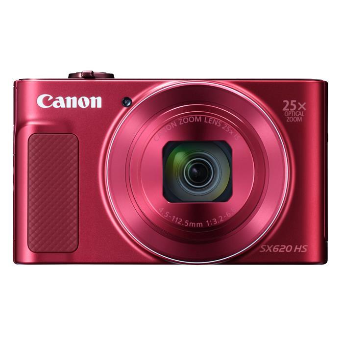 《新品》 Canon(キヤノン) PowerShot SX620 HS レッド[ コンパクトデジタルカメラ ]【KK9N0D18P】