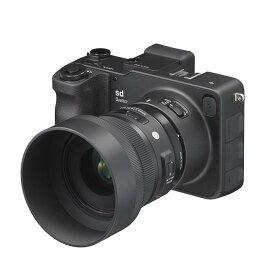 《新品》 SIGMA (シグマ) sd Quattro & A 30mm F1.4 DC HSM キット[ ミラーレス一眼カメラ | デジタル一眼カメラ | デジタルカメラ ][小型軽量レンズ交換式カメラ特集]【KK9N0D18P】
