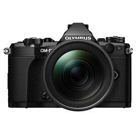 【あす楽】《新品》 OLYMPUS (オリンパス) OM-D E-M5 Mark II 12-40mm F2.8 レンズキット ブラック[ ミラーレス一眼カメラ | デジタル一眼カメラ | デジタルカメラ ]【KK9N0D18P】