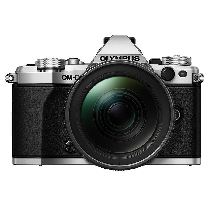 《新品》 OLYMPUS (オリンパス) OM-D E-M5 Mark II 12-40mm F2.8 レンズキット シルバー[ ミラーレス一眼カメラ | デジタル一眼カメラ | デジタルカメラ ]【KK9N0D18P】