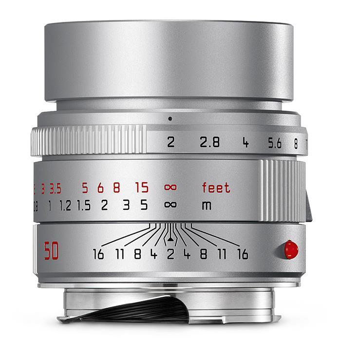 【あす楽】《新品》 Leica(ライカ) アポズミクロン M50mm F2.0 ASPH. シルバー[ Lens | 交換レンズ ]【KK9N0D18P】
