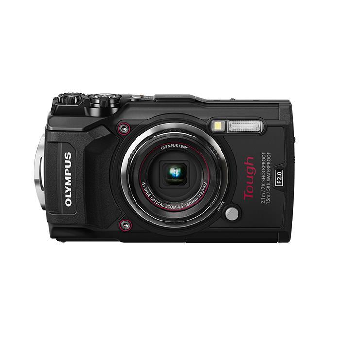 《新品》 OLYMPUS (オリンパス) Tough TG-5 ブラック[ コンパクトデジタルカメラ ] 【KK9N0D18P】