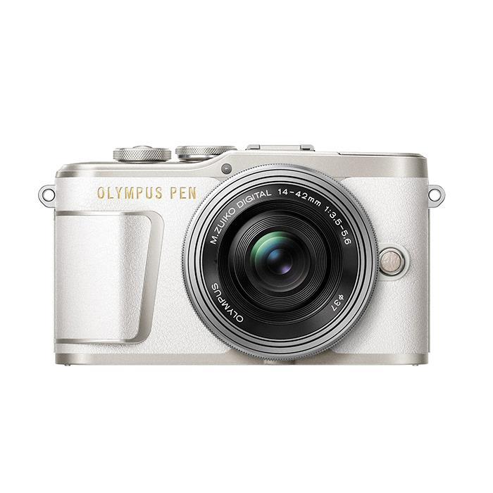 【あす楽】《新品》OLYMPUS (オリンパス) PEN E-PL9 14-42mm EZレンズキット ホワイト【¥5,000-キャッシュバック対象】[ ミラーレス一眼カメラ | デジタル一眼カメラ | デジタルカメラ ] 【KK9N0D18P】