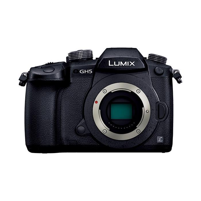 《新品》Panasonic (パナソニック)LUMIX DC-GH5 ボディ[ ミラーレス一眼カメラ | デジタル一眼カメラ | デジタルカメラ ]【KK9N0D18P】【下取交換なら¥13,000-引き】【アップグレードキー(DMW-SFU1)プレゼント】
