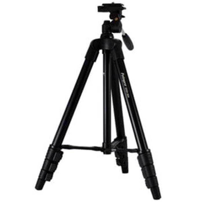 《新品アクセサリー》 FOTOPRO 小型アルミ4段三脚 DIGI-204 ブラック【KK9N0D18P】