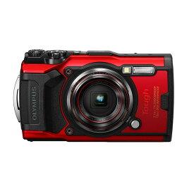 《新品》 OLYMPUS (オリンパス) Tough TG-6 レッド [ コンパクトデジタルカメラ ]【KK9N0D18P】[ 防水 防塵 耐衝撃 ] 発売予定日:2019年7月26日