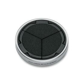 《新品アクセサリー》 Leica (ライカ) D-LUX7用 オートレンズキャップ シルバー/ブラック 【KK9N0D18P】