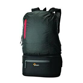 《新品アクセサリー》 Lowepro (ロープロ) パスポートデュオ ブラック【在庫限り(生産完了品)】【KK9N0D18P】 [ カメラバッグ ]