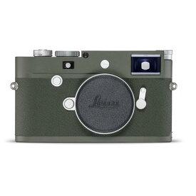 《新品》 Leica (ライカ) M10-P サファリ【希少品/世界限定1500台生産】[ デジタル一眼カメラ | デジタルカメラ ]【KK9N0D18P】※こちらの商品は限定モデルの為、入荷次第のご案内となります。