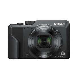 《新品》Nikon (ニコン) COOLPIX A1000 ブラック [ コンパクトデジタルカメラ ] 【KK9N0D18P】