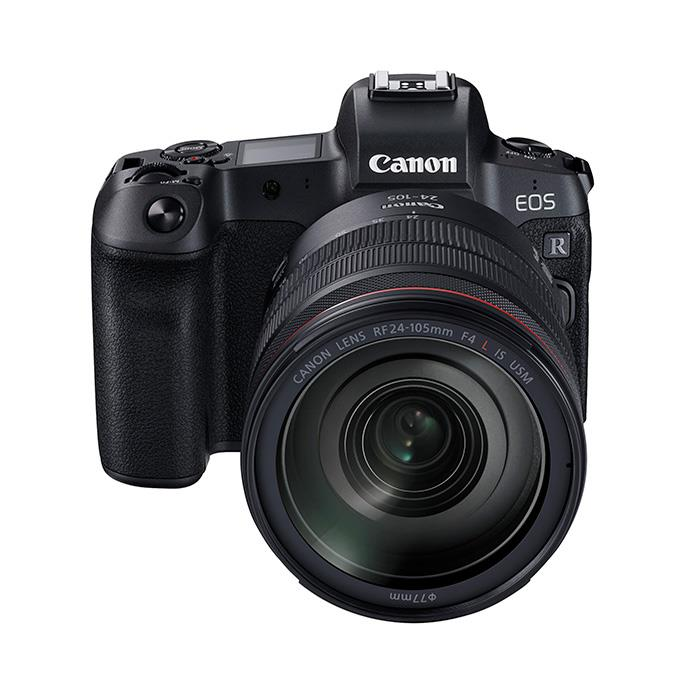 【あす楽】《新品》 Canon (キヤノン) EOS R + RF24-105mm F4L IS USMセット 【¥20,000-キャッシュバック対象】〔マップカメラオリジナルセット〕[ ミラーレス一眼カメラ   デジタル一眼カメラ   デジタルカメラ ]【KK9N0D18P】