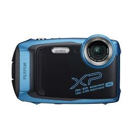 《新品》FUJIFILM (フジフイルム) FinePix XP140 スカイブルー [ コンパクトデジタルカメラ ]【KK9N0D18P】