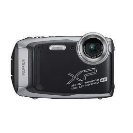 《新品》FUJIFILM (フジフイルム) FinePix XP140 ダークシルバー [ コンパクトデジタルカメラ ]【KK9N0D18P】