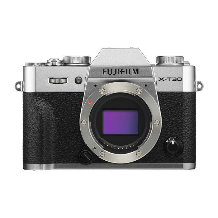 《新品》 FUJIFILM (フジフイルム) X-T30 ボディ シルバー [ ミラーレス一眼カメラ   デジタル一眼カメラ   デジタルカメラ ]【KK9N0D18P】【対象レンズと同時購入で¥20,000-キャッシュバック】