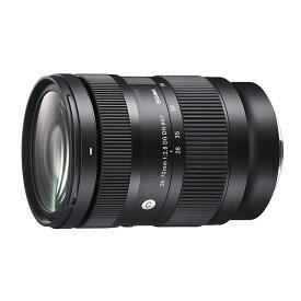 《新品》 SIGMA (シグマ) C 28-70mm F2.8 DG DN (ソニーE用/フルサイズ対応)[ Lens | 交換レンズ ]【KK9N0D18P】