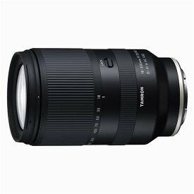《新品》 TAMRON (タムロン) 18-300mm F3.5-6.3 Di III-A VC VXD / Model B061S (ソニーE用/APS-C専用)[ Lens | 交換レンズ ]【KK9N0D18P】