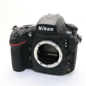 【あす楽】 【中古】 《並品》 Nikon D800 ボディ [ デジタルカメラ ]
