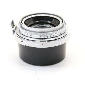 【あす楽】 【中古】 《並品》 Carl Zeiss Jena Tessar 28mm F8 (Contax C用) シルバー [ Lens | 交換レンズ ]