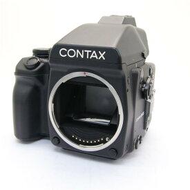 【あす楽】 【中古】 《並品》 CONTAX 645(AEプリズムファインダー、120ホルダー付き)