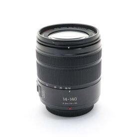 【あす楽】 【中古】 《美品》 Panasonic LUMIX G VARIO 14-140mm F3.5-5.6 ASPH. POWER O.I.S ブラック (マイクロフォーサーズ) [ Lens | 交換レンズ ]