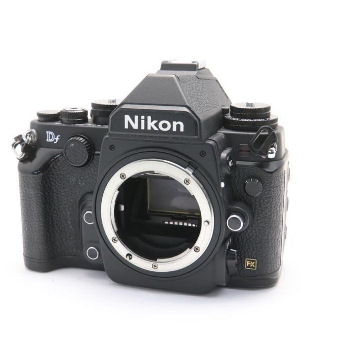 【あす楽】 【中古】 《並品》 Nikon Df ボディ ブラック [ デジタルカメラ ]