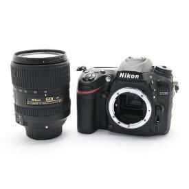 【あす楽】 【中古】 《並品》 Nikon D7200 18-300 VR スーパーズームキット [ デジタルカメラ ]