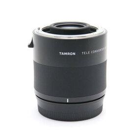 【あす楽】 【中古】 《美品》 TAMRON TELE CONVERTER 2.0x TC-X20N(ニコン用) [ Lens   交換レンズ ]
