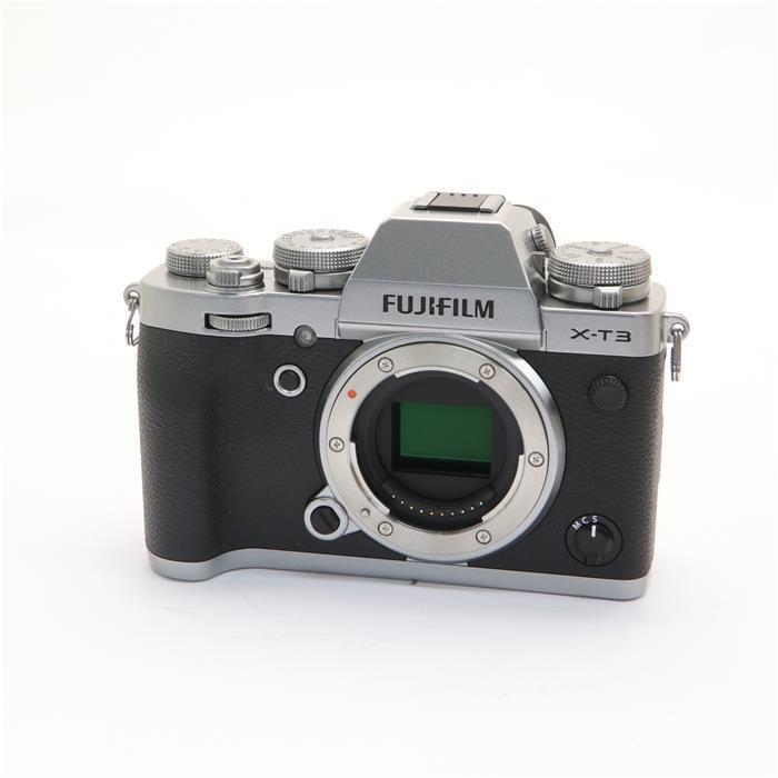 【あす楽】 【中古】 《美品》 FUJIFILM X-T3 ボディ シルバー [ デジタルカメラ ]