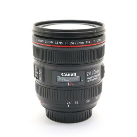 【あす楽】 【中古】 《美品》 Canon EF24-70mm F4L IS USM [ Lens | 交換レンズ ] [ Lens | 交換レンズ ]