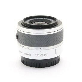 【あす楽】 【中古】 《良品》 Nikon 1 NIKKOR VR 10-30mm F3.5-5.6 ホワイト [ Lens | 交換レンズ ] [ Lens | 交換レンズ ]