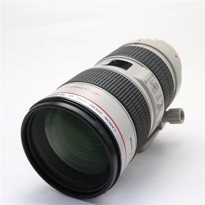 【あす楽】 【中古】 《並品》 Canon EF70-200mm F2.8L IS USM [ Lens | 交換レンズ ]