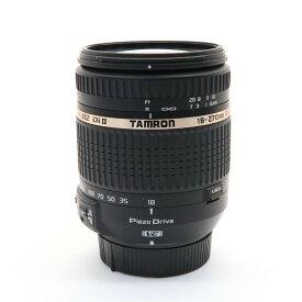 【あす楽】 【中古】 《良品》 TAMRON 18-270mm F3.5-6.3 DiII VC PZD/Model B008N(ニコン用) [ Lens   交換レンズ ]