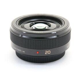 【あす楽】 【中古】 《良品》 Panasonic G 20mm F1.7 II ASPH. ブラック (マイクロフォーサーズ) [ Lens | 交換レンズ ]