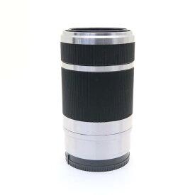 【あす楽】 【中古】 《並品》 SONY E 55-210mm F4.5-6.3 OSS SEL55210 シルバー [ Lens | 交換レンズ ]