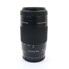 【あす楽】 【中古】 《良品》 SONY 75-300mm F4.5-5.6 [ Lens   交換レンズ ]