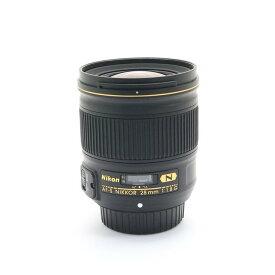 【あす楽】 【中古】 《美品》 Nikon AF-S NIKKOR 28mm F1.8G [ Lens | 交換レンズ ]
