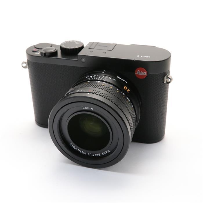 【あす楽】 【中古】 《良品》 Leica Q(Typ116) ブラック 【ライカカメラジャパンにて各部点検済】 [ デジタルカメラ ]