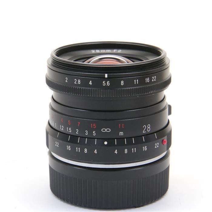 【あす楽】 【中古】 《並品》 Voigtlander ULTRON 28mm F2 VM(ライカM用) [ Lens   交換レンズ ]