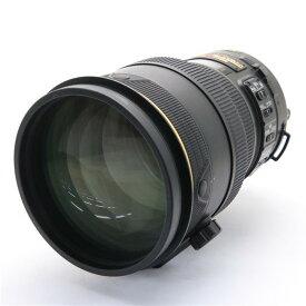 【あす楽】 【中古】 《並品》 Nikon AF-S NIKKOR 200mm F2G ED VR II [ Lens   交換レンズ ]