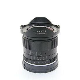 【あす楽】 【中古】 《良品》 七工匠 7artisans 12mm F2.8 ブラック(ソニーE用) ブラック [ Lens | 交換レンズ ] [ Lens | 交換レンズ ]