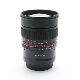 【あす楽】 【中古】 《美品》 SAMYANG 85mm F1.4 AS IF USC(キヤノンRF用) [ Lens | 交換レンズ ]