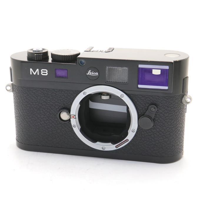 【あす楽】 【中古】 《並品》 Leica M8.2 ブラック [ デジタルカメラ ]