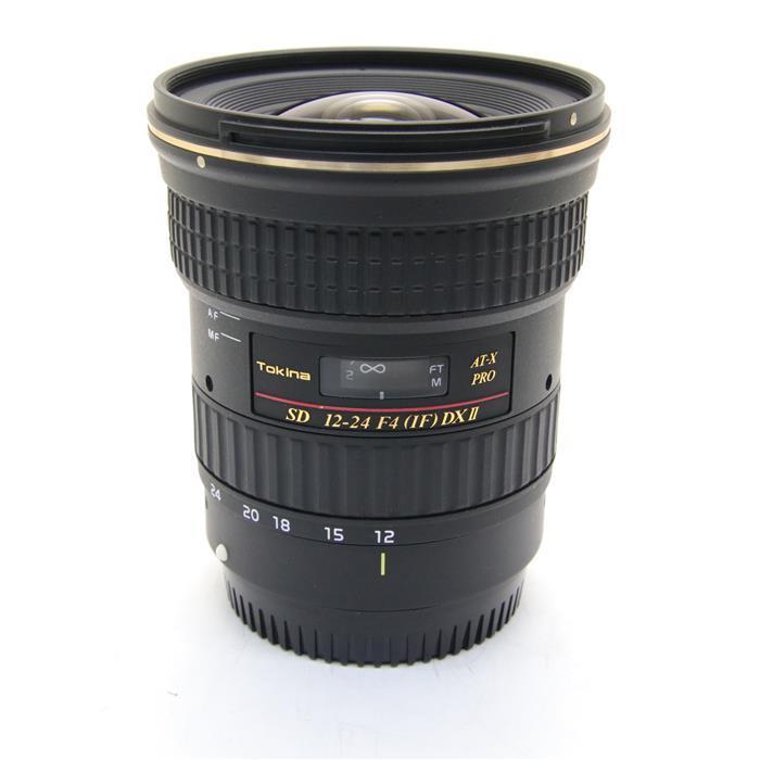 【あす楽】 【中古】 《美品》 Tokina AT-X124 PRO DX II (AF12-24mm F4)(キヤノン用) [ Lens | 交換レンズ ]